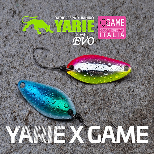 Yarie X GAME T-Fresh Evo