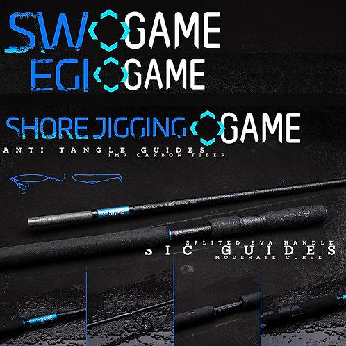 Game Salt Water Rods