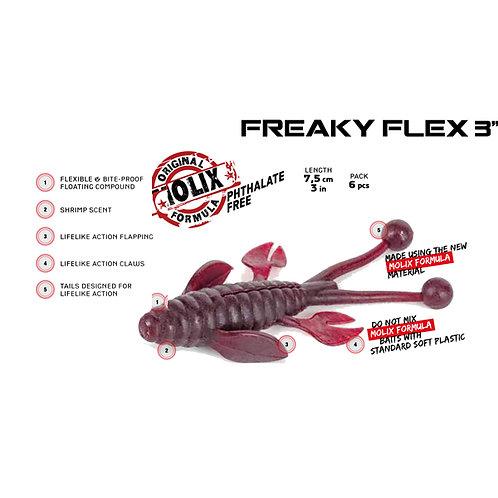 """MOLIX FREAKY FLEX 3"""""""
