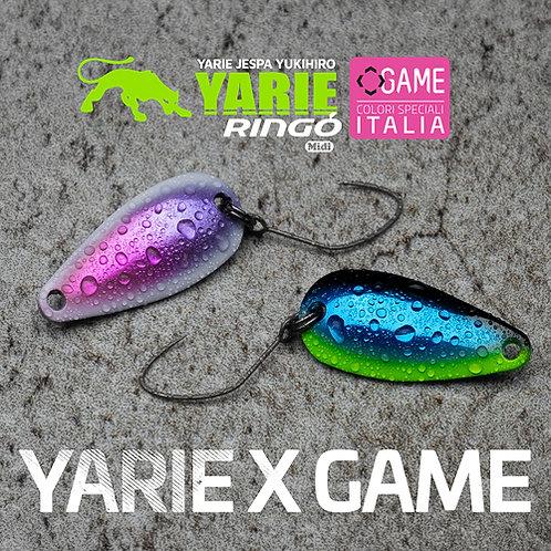 Yarie X GAME Ringò Midi