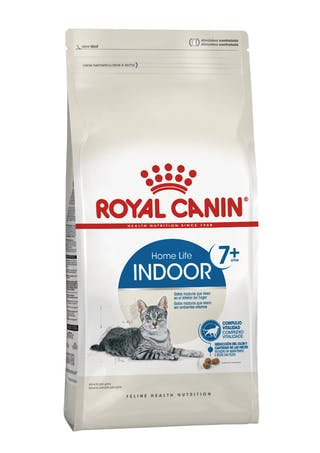 ROYAL CANIN GATO ADULTO INTERIOR +7 X 1,5 KG