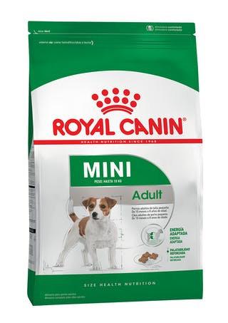 ROYAL CANIN PERRO ADULTO MINI X 7,5 KG