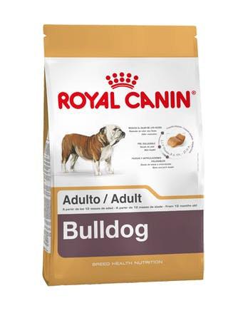 ROYAL CANIN PERRO ADULTO BULLDOG X 12 KG