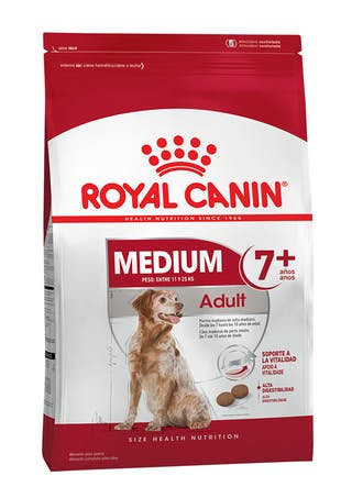 ROYAL CANIN PERRO ADULTO MEDIANO +7 X 15 KG