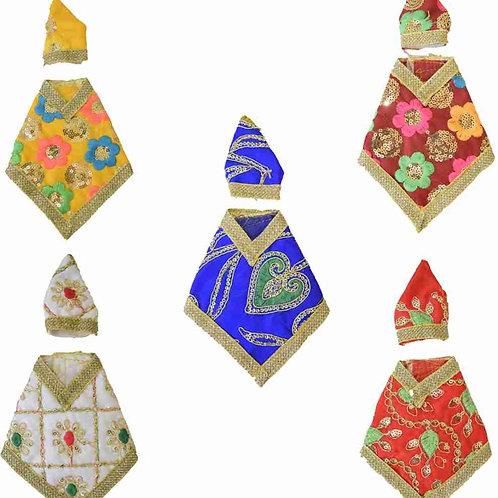 Saibaba Dress/ Poshak/ Vashra No-2 Pack OF 5