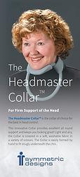 Headmaster Collar Brochure Japanese