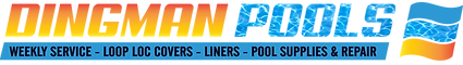 Dingman Pools Logo