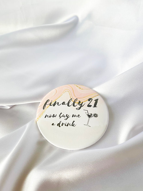 Finally 21