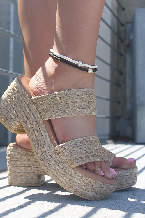 Beach Please Anklets
