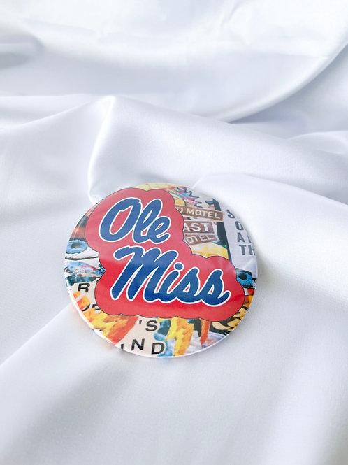 Ole Miss Logo Aesthetic