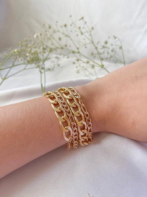 Chunky Bracelet Set