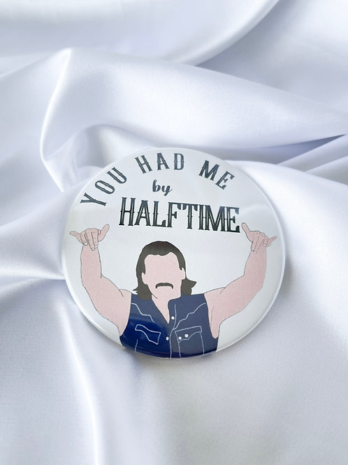 You Had Me by Halftime