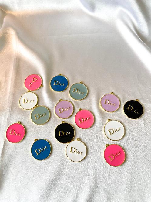 A'Dior Circle Necklace