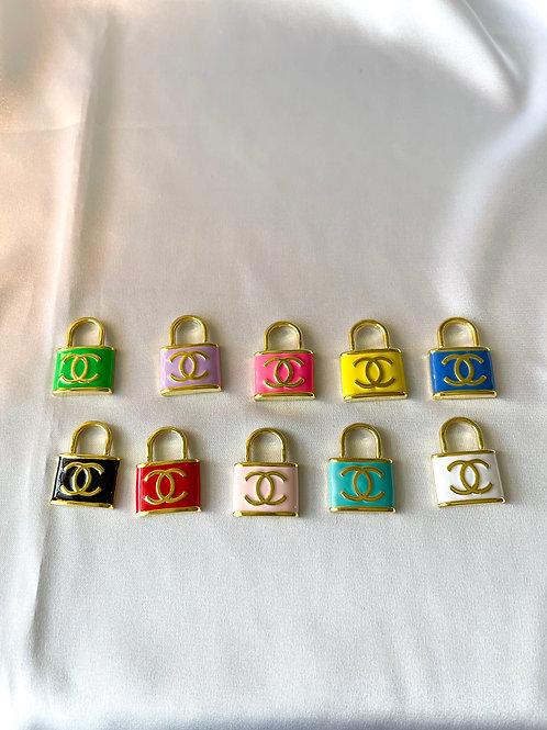 CC Logo Lock