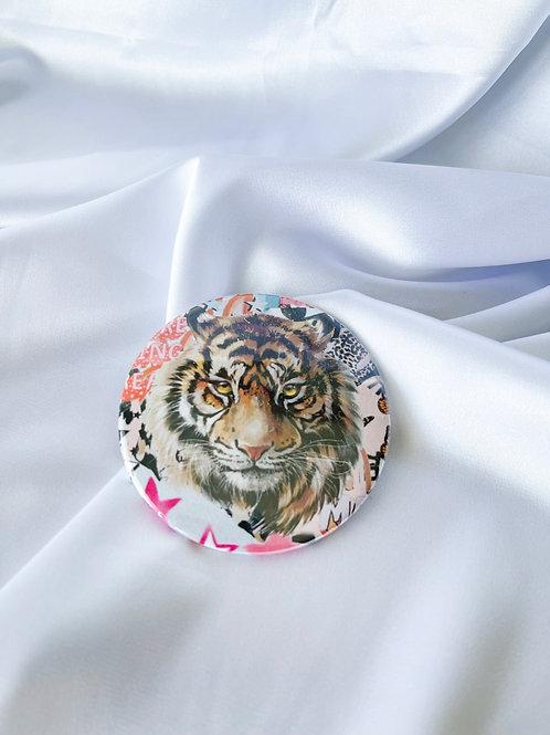 Tiger Logo Aesthetic