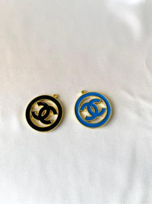 CC Logo Necklace