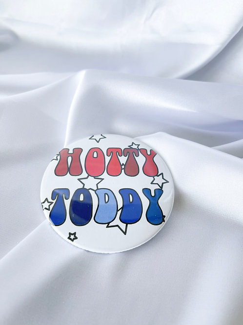 Hotty Toddy Bubble Letters
