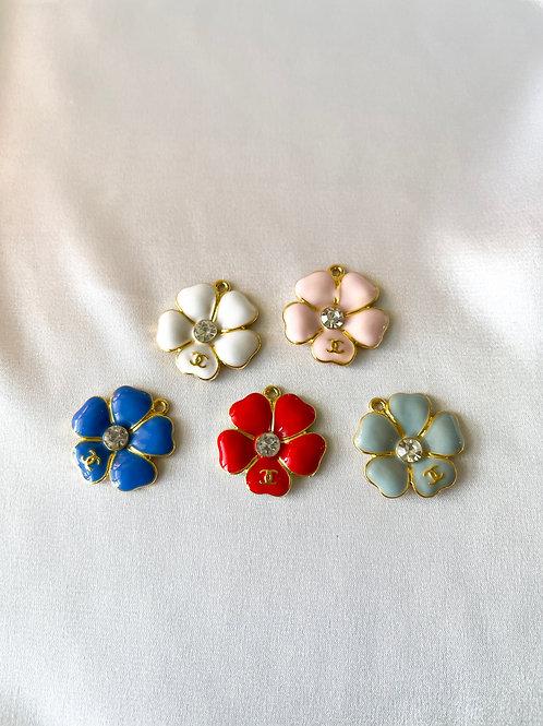 CC Flower Necklace
