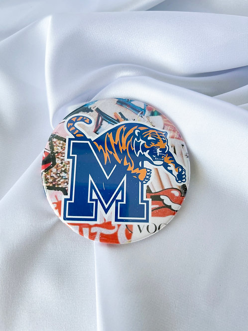 Memphis Logo Aesthetic