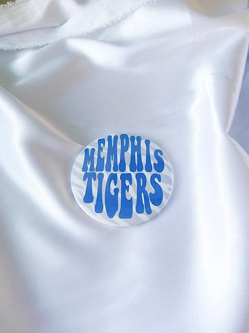 Memphis Tigers Striped