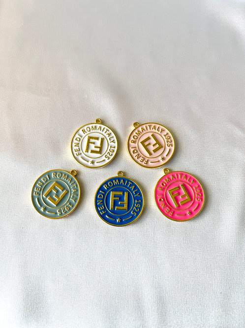 FF Logo Necklace