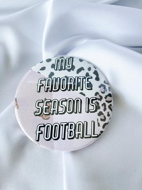 Favorite Szn = Football Szn