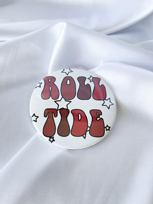 Roll Tide Bubble Letters