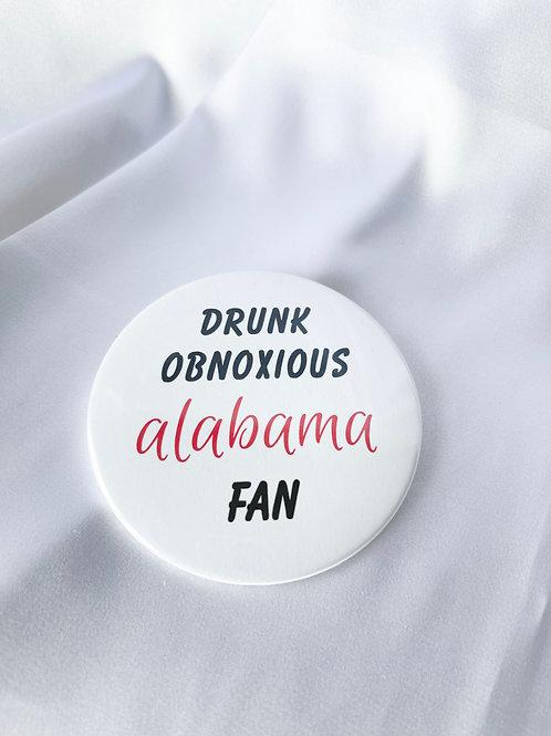 Drunk, Obnoxious _______ Fan