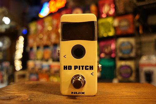 NUX HD Pitch Tuner