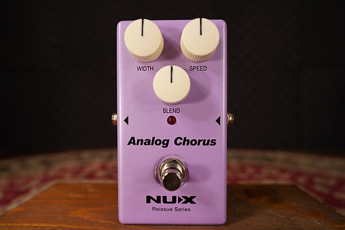 NUX Reissue: Analog Chorus