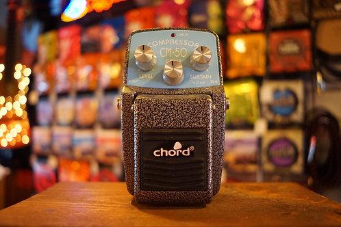 Chord CM-50 Compressor