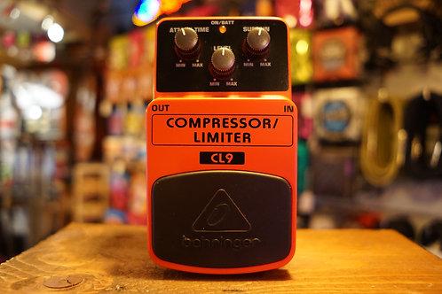 Behringer CL9 Compressor/Limiter Pedal