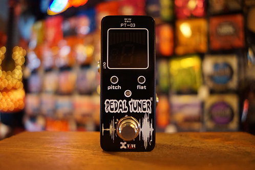 XVIVE Chromatic Pedal Tuner XPT03