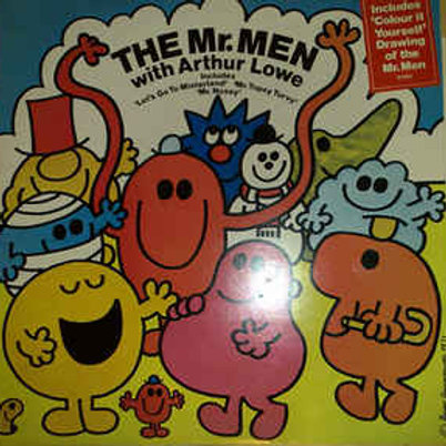The Mr. Men with Arthur Lowe