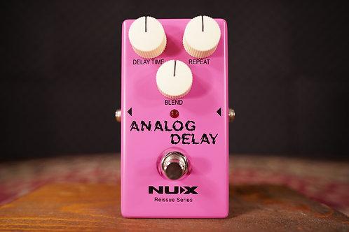 NUX Reissue: Analog Delay
