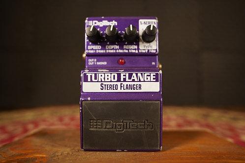 Digitech Turbo Flange X-Series