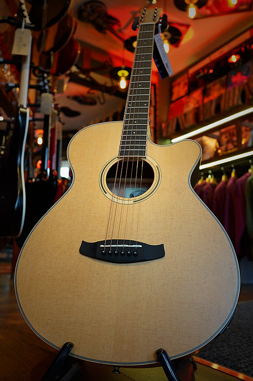 Tanglewood Discovery Exotic DBT SFCE PW