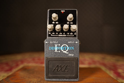 AXL DEQ2 Distortion/EQ