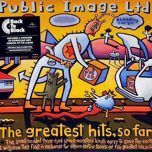 Public Image Ltd - The Greatest Hits, So Far