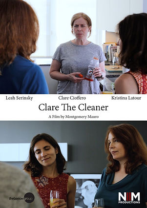 Clare the Cleaner