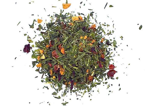Strawberry Green Tea  - 3oz