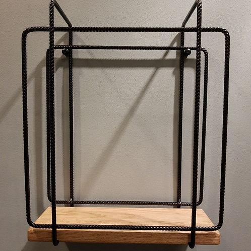 LP-Stativ, 14cm, tentorstål