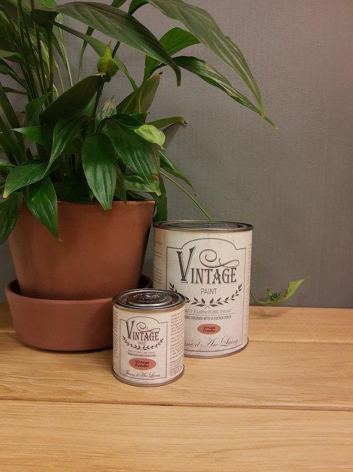Vintage powder