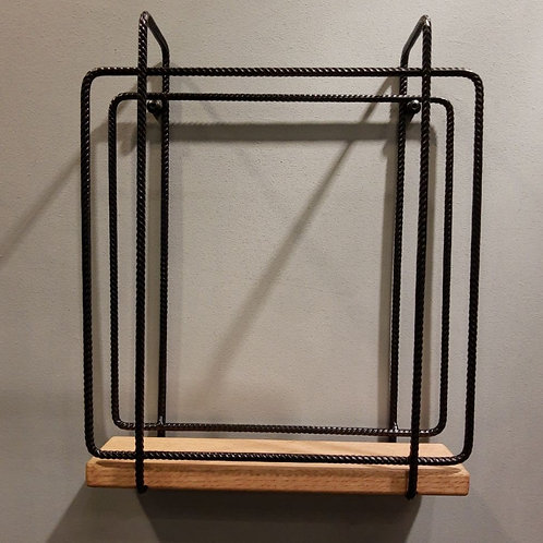 LP-Stativ, 10cm, Tentorstål