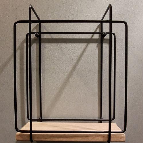 LP-Stativ, 14cm, rundjern