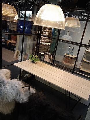 Designer borde og bænke
