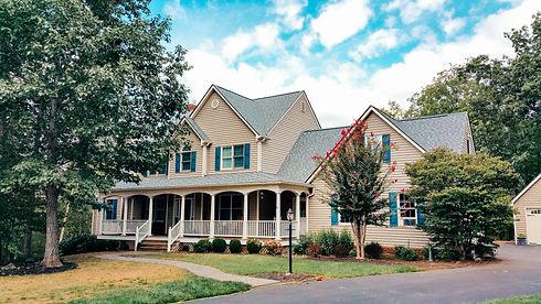 Asphalt roofing in Roanoke, VA