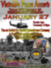 D20 Vietnam Peace Accord Poster   (VFW).