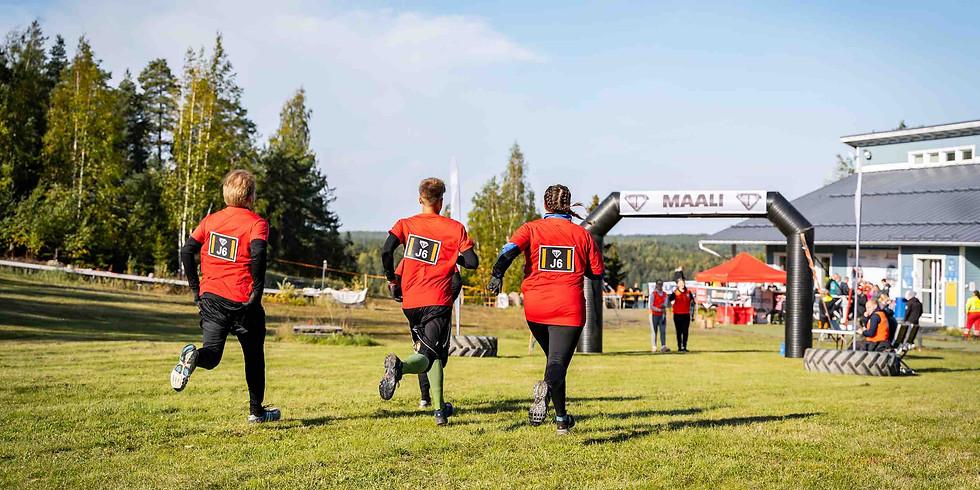 Teijo Uphill Challenge 2021 Yleisösarja
