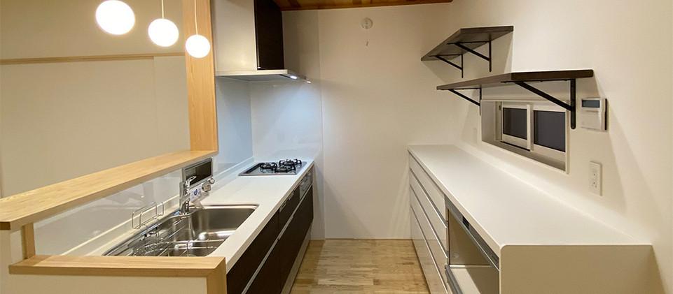 福岡市  2階建て住宅